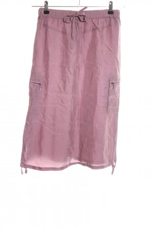 Schuhmacher Cargorock pink Casual-Look
