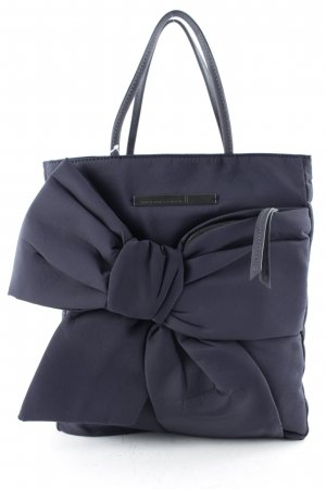 Schuhmacher Carry Bag dark blue street-fashion look