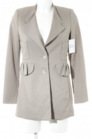 Schuhmacher Long-Blazer khaki Casual-Look