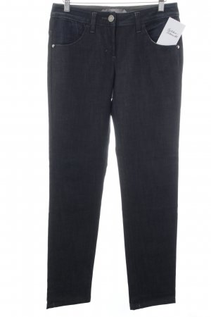 Schuhmacher Straight-Leg Jeans dunkelblau Casual-Look