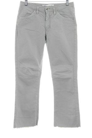 Schuhmacher Straight-Leg Jeans hellbeige Casual-Look
