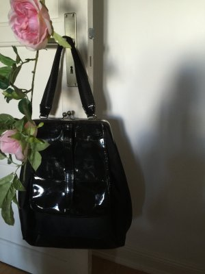 Schuhmacher Tasche schwarz