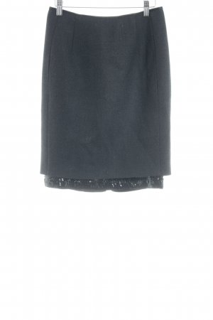 Schuhmacher Tulip Skirt anthracite-black business style