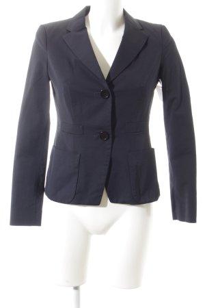 Schuhmacher Unisex blazer donkerblauw elegant