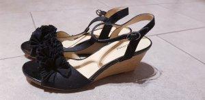Graceland High-Heeled Sandals black