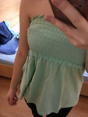 Esmara Off-The-Shoulder Top turquoise
