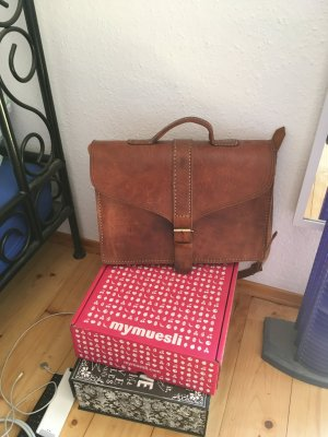 Schultasche/Lehrertasche echtes Leder