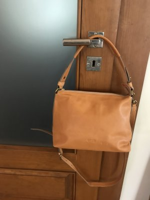 Schulter-Handtasche Bree Classic Natur