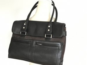 Bree Carry Bag dark brown leather
