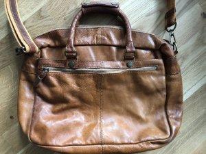 Cowboysbag Business Bag cognac-coloured