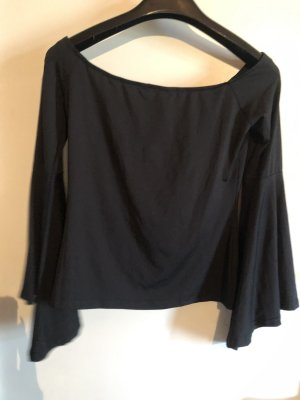 Carmen Shirt black