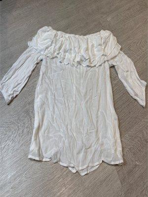 Schulterfreie Bluse