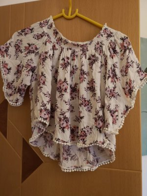 Tally Weijl Off the shoulder top wit
