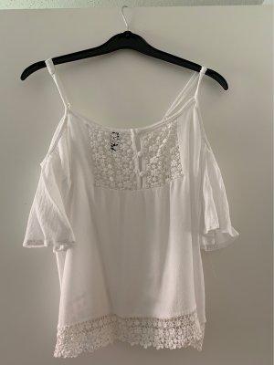 Carmen Blouse white-natural white