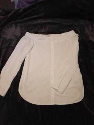 Schulterfreie Bluse von Pimkie / Größe S