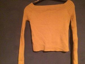 Topshop Jersey amarillo