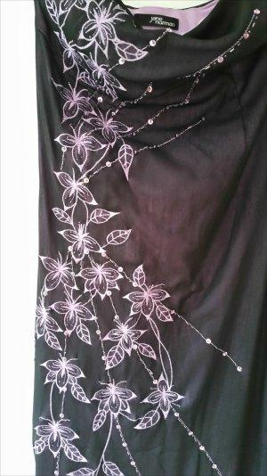 Schulterfreies Abendkleid Abiball lila Dress
