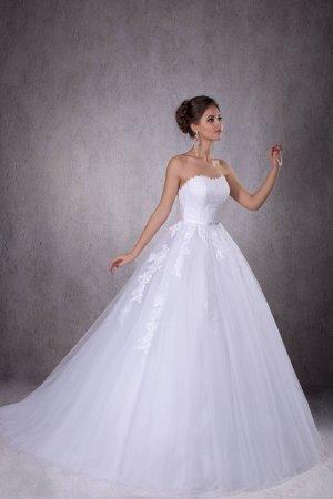 Abito da sposa bianco sporco-bianco