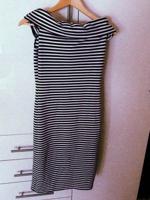 Schulterfreies, figurbetontes Kleid