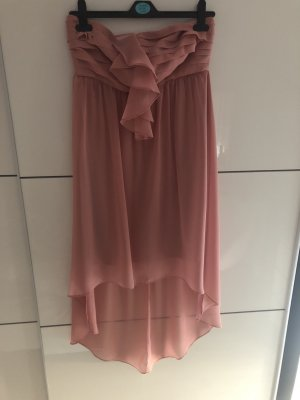 C&A Off-The-Shoulder Dress pink-rose-gold-coloured