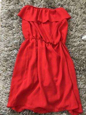 Schulterfreies Kleid PIMKIE
