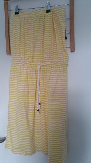 Schulterfreies Kleid von Gap Größe S