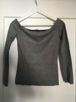 Schulterfreies Langarmshirt von H&M