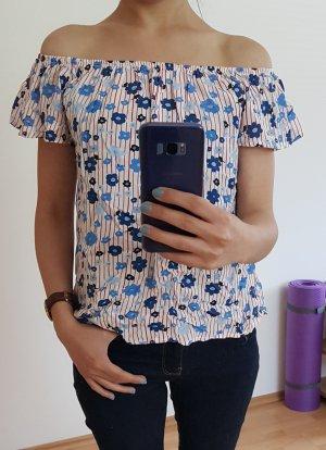 Schulterfreies Oberteil Gr.34 neu/ Bluse/ T-Shirt/ Top