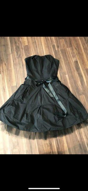 Swing Petticoat Dress black