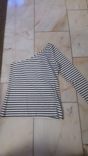Schulterfreies Shirt