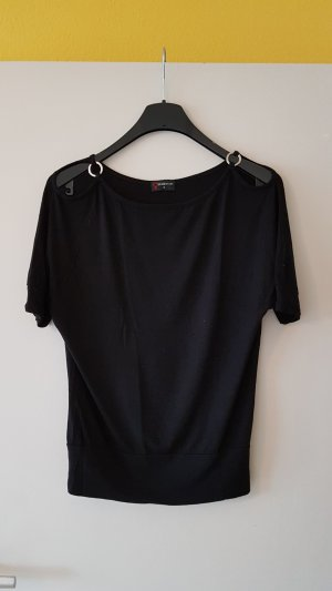 Off-The-Shoulder Top black