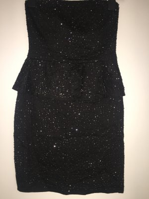 Schulterfreies Zara Minikleid