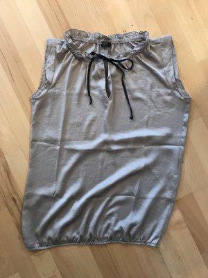 Schulterlose Bluse - 36