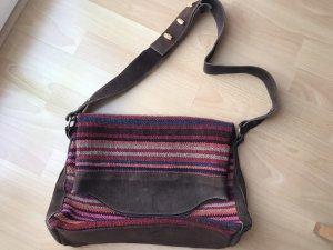 Shoulder Bag dark brown