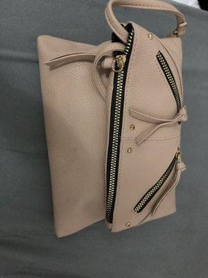 Atmosphere Shoulder Bag beige-nude