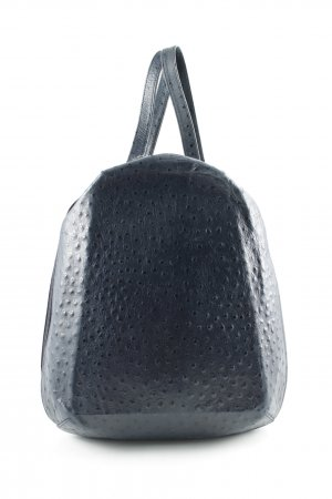Shoulder Bag dark blue-black spot pattern casual look