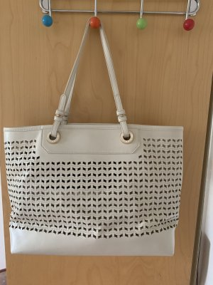 Charles & Keith Shoulder Bag white