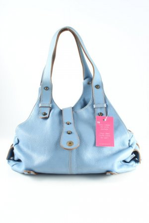 Shoulder Bag azure casual look