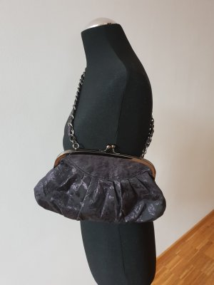Castro Bolso tipo pochette negro-gris antracita