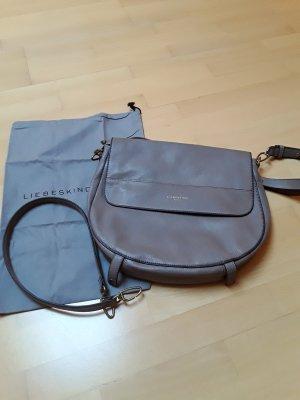 Liebeskind Berlin Shoulder Bag camel-light brown leather