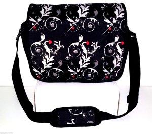 Schultertasche - Umhängetasche - Businesstasche - Laptoptasche von Marc Picard