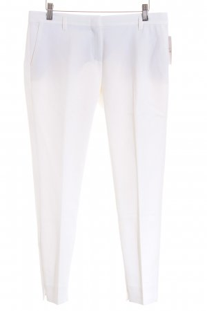 Schumacher Suit Trouser white elegant