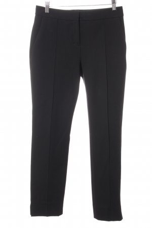 Schumacher Bundfaltenhose schwarz Business-Look