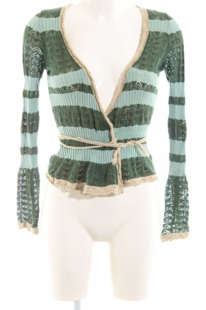 Schumacher Cardigan Zopfmuster Business-Look