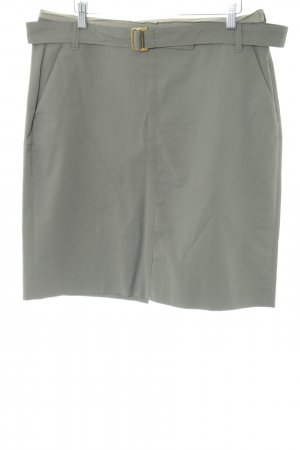 Schumacher Cargo Skirt silver-colored casual look