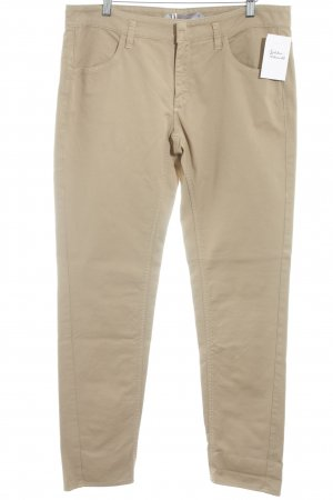 Schumacher Pantalone chino color cammello stile casual