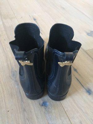 Dorothee Schumacher Wellington laarzen donkerblauw