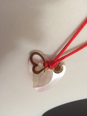 Schumacher Halskette rot mit Herz ❤️