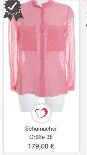 Dorothee Schumacher Blusa de seda rosa