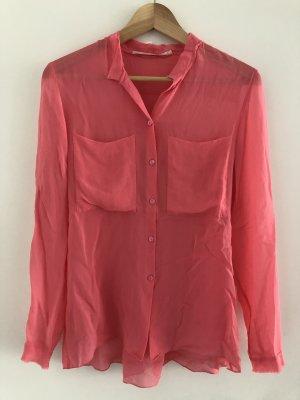 Schumacher Hemd-Bluse rosa